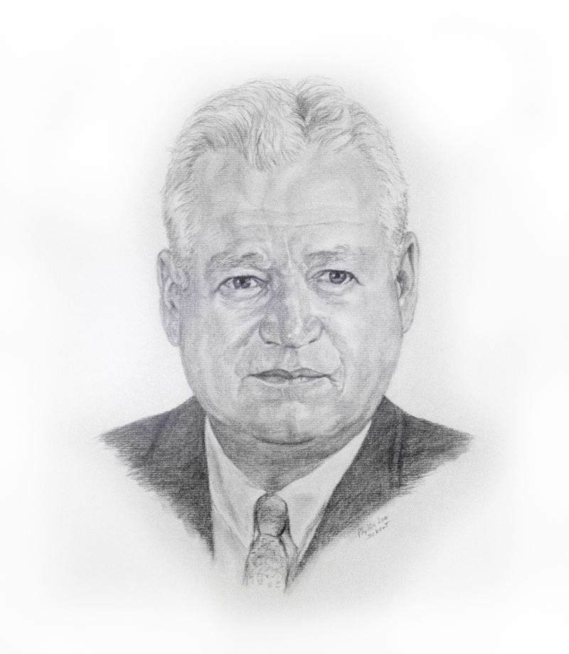 illustration of founder